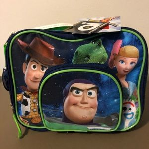 Toy Story 4 Lunch Bag New